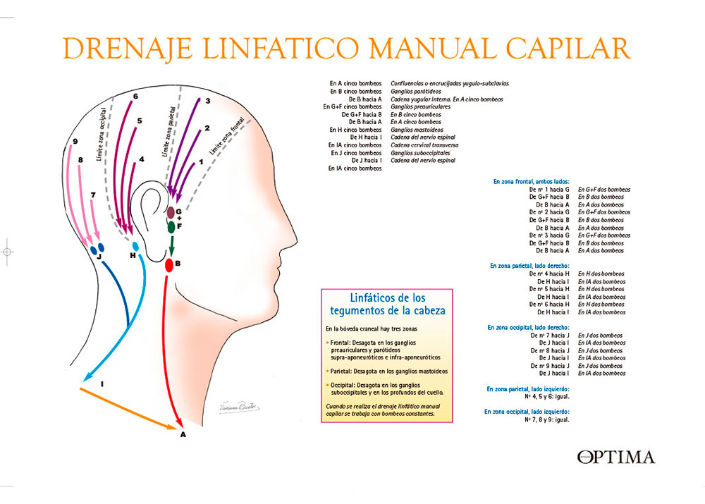 Drenaje linfático capilar